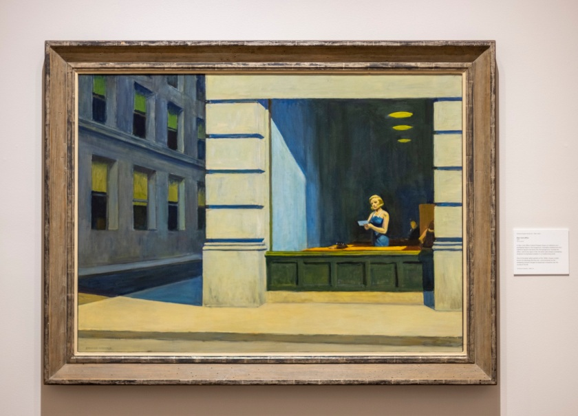 SHSU, LEAP Center, Center for Law Engagement And Politics, Montgomery AL, Montgomery Museum of Fine Arts, Edward Hopper